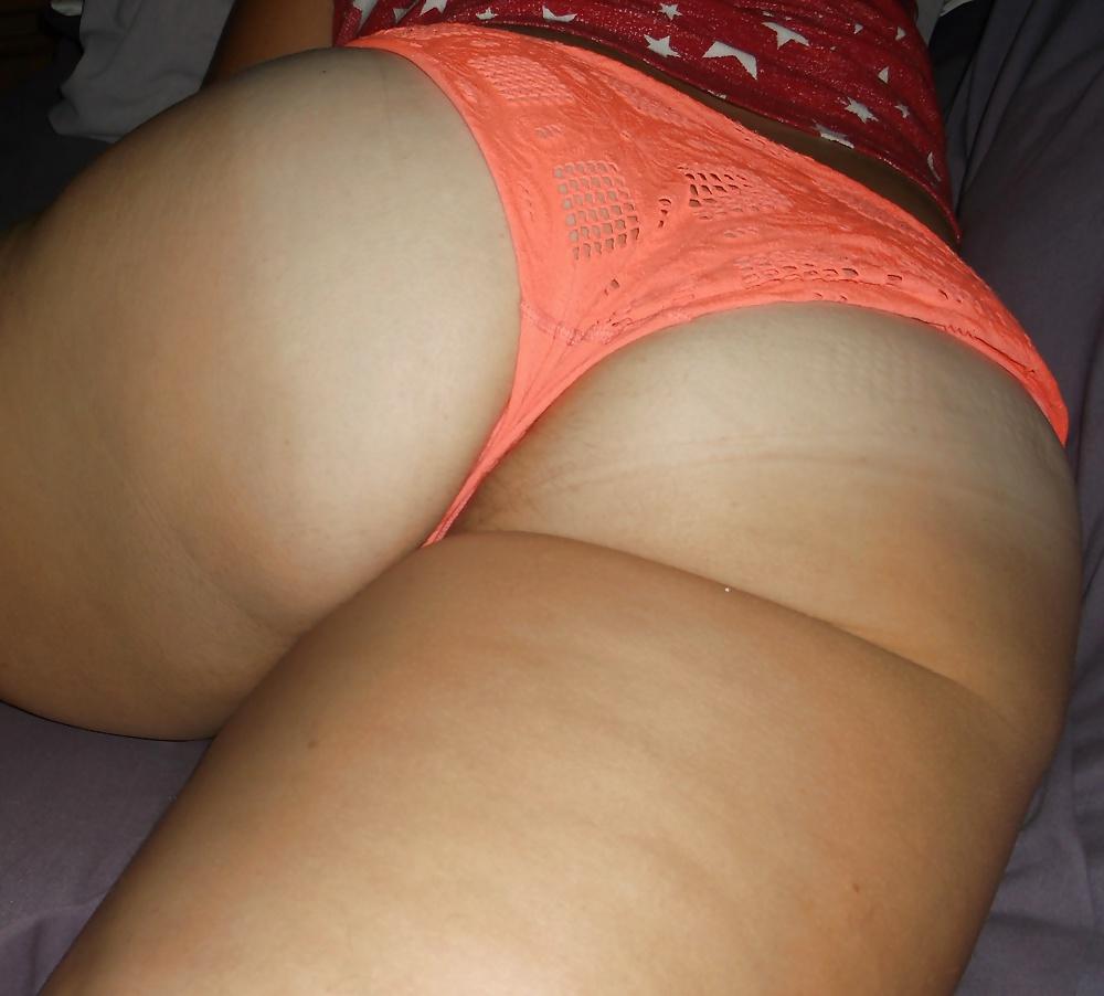 Wifes ass i victoria secret blonder