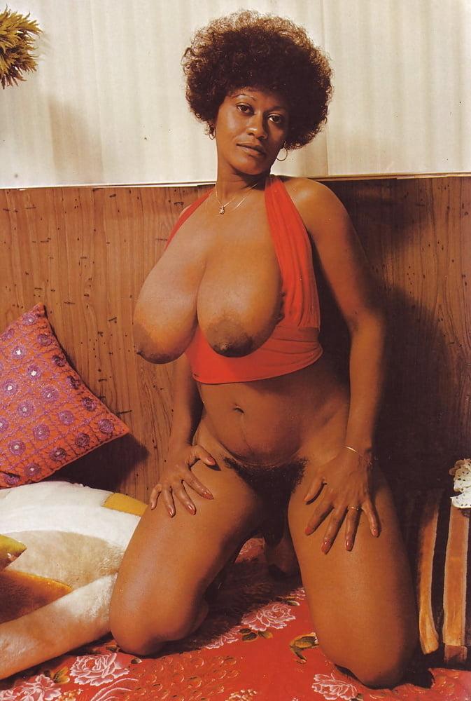 Vintage Ebony Margaret Nudes Pornhd 1