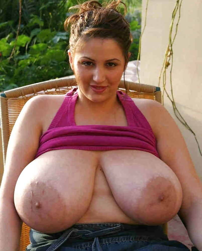 Busty babe demi flashing tits