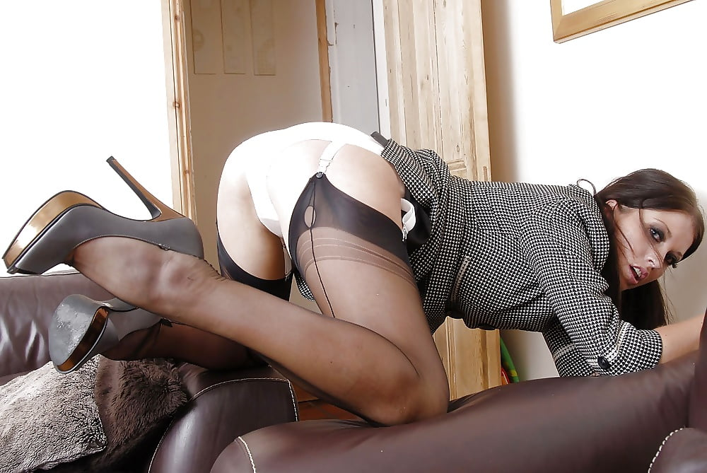Ass pussy lingerie upskirt pantyhose, fine breast pics