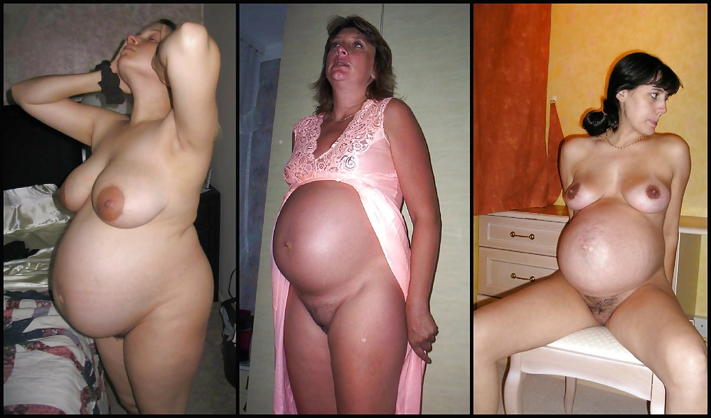 Super Cute Pregnant Girls