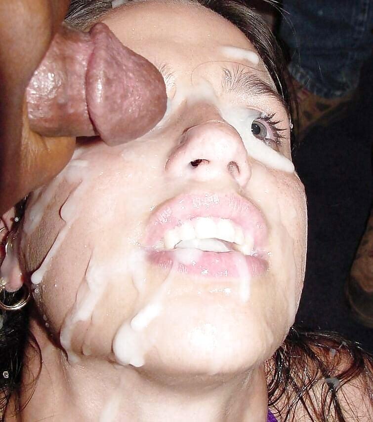Наказали спермой в глаза сайт без