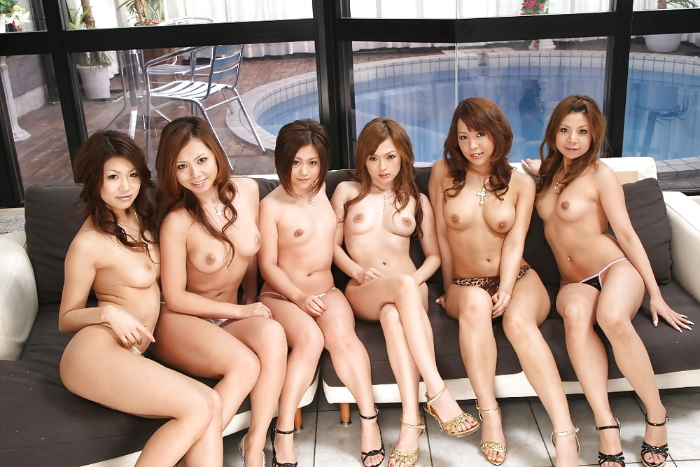 Naked japanese girls groups accept