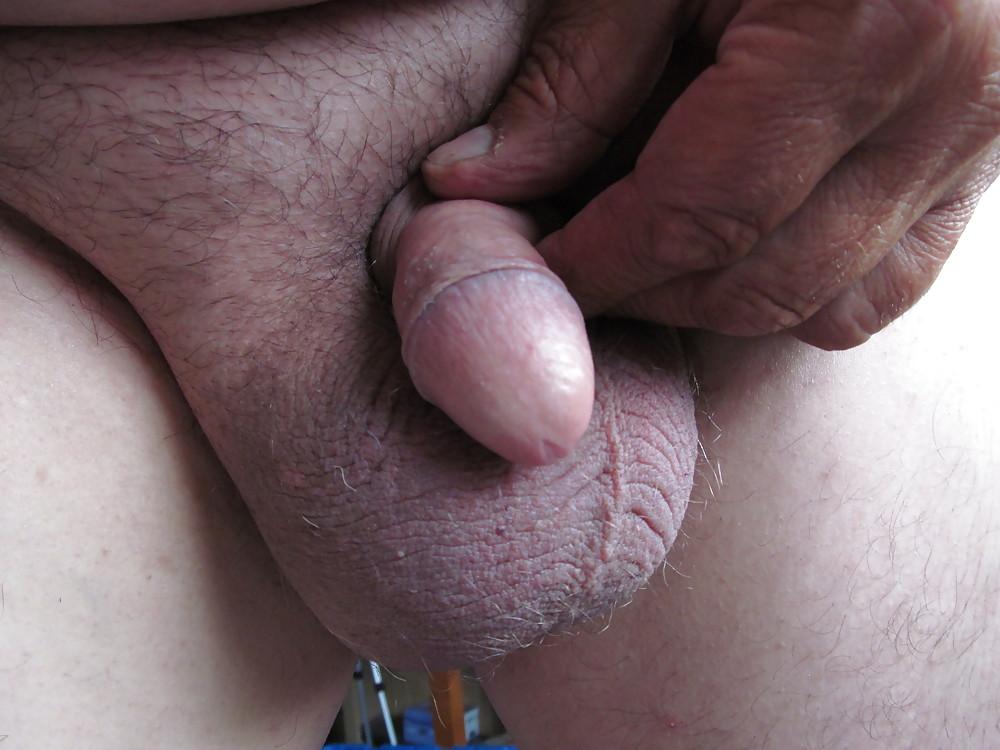 Waxing your balls