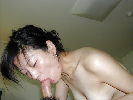 Korean girls giving a blowjob