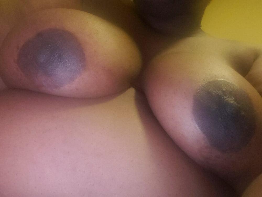 Big black nipples pics