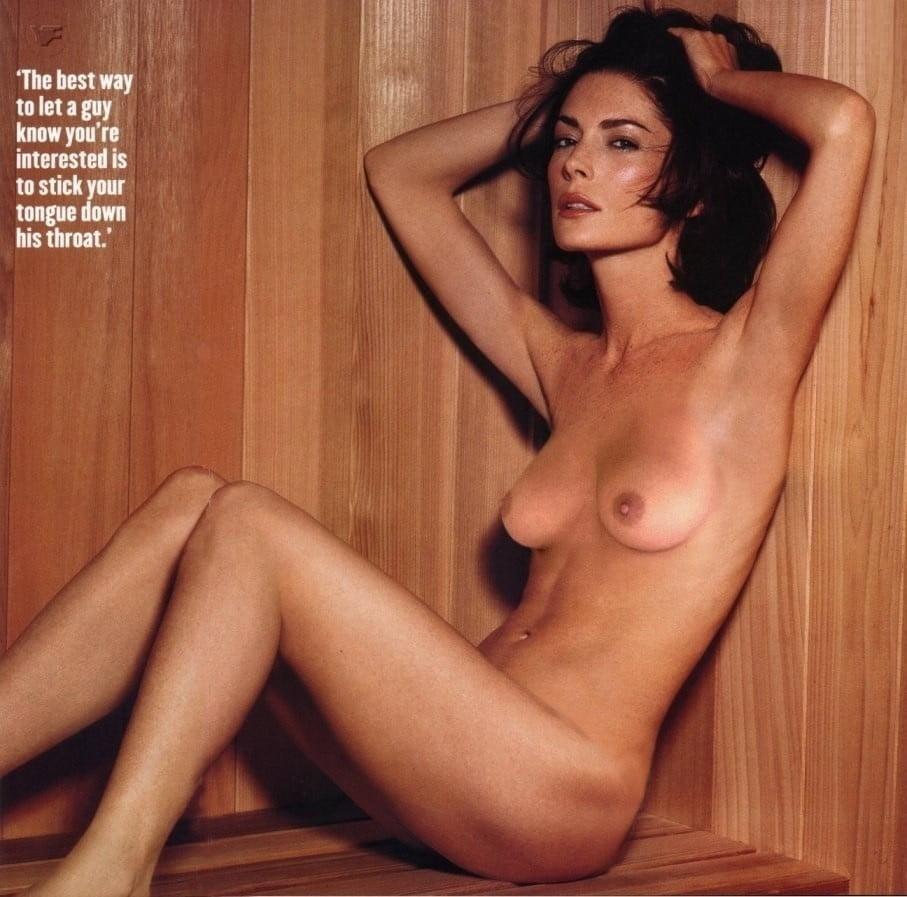 Lara Flynn Boyle  nackt