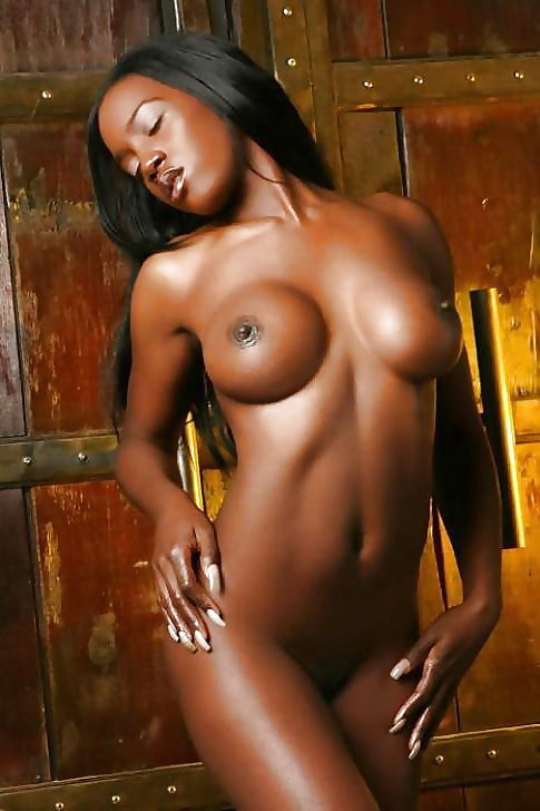 Sexy naked black women
