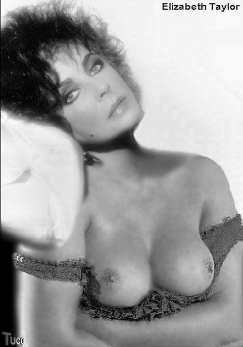 Elizabeth taylor was a great sex symbol