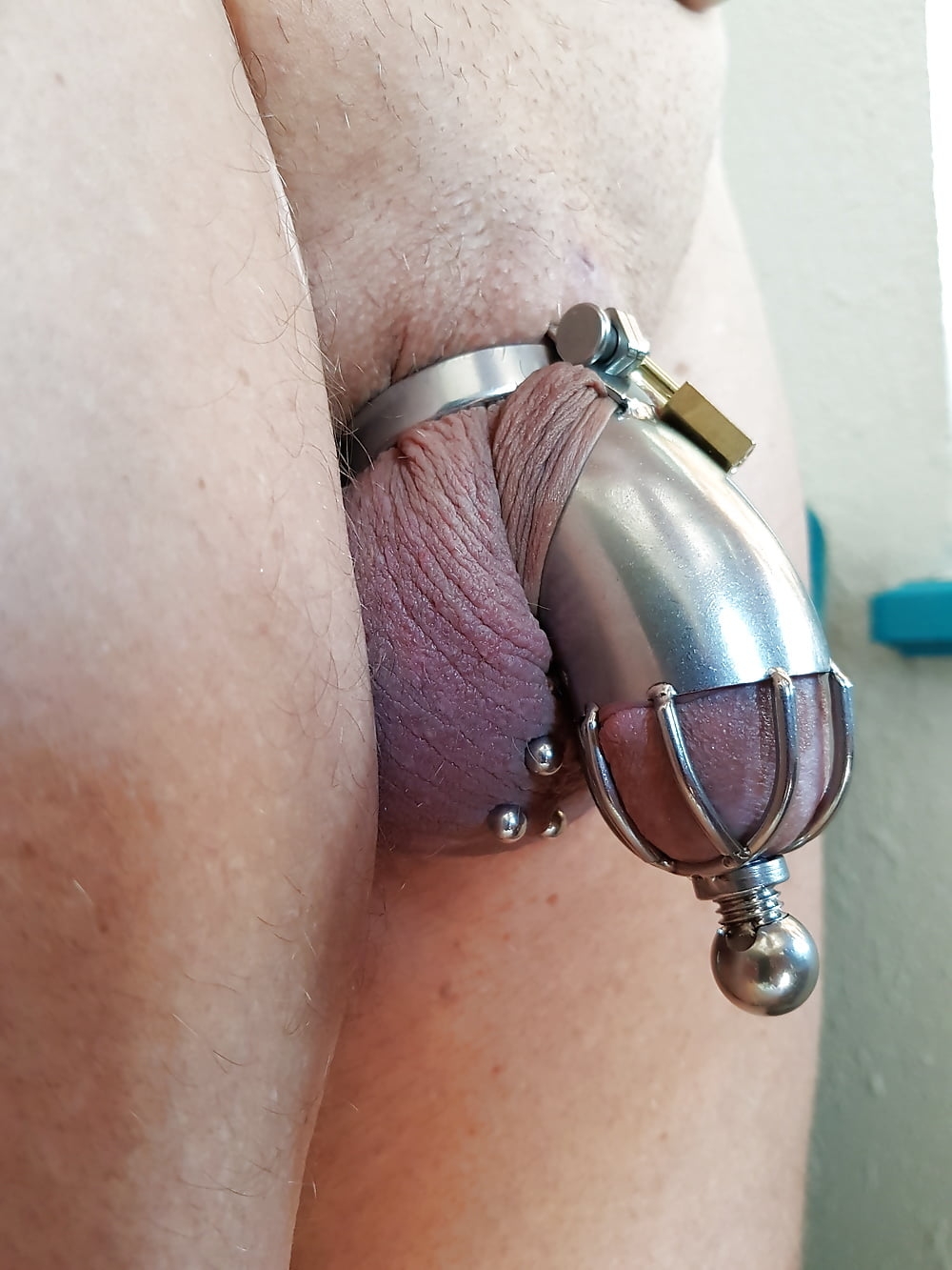 Chastity loritica, fingering for orgasm