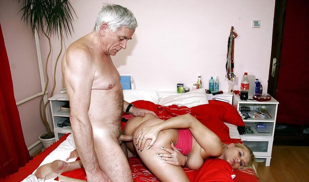 старики и девушки интим видео - 11