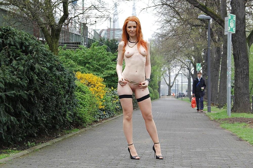 Public tease naked davis nude pussy