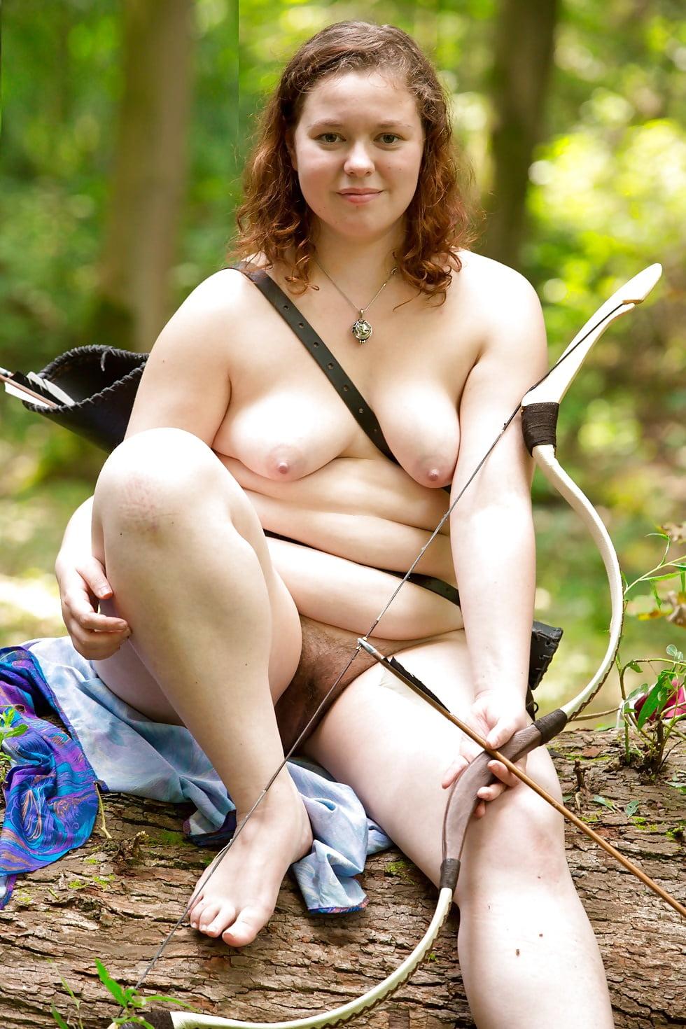 Nude Olympics, Day 6 Archery - 25 Pics - Xhamstercom-3722