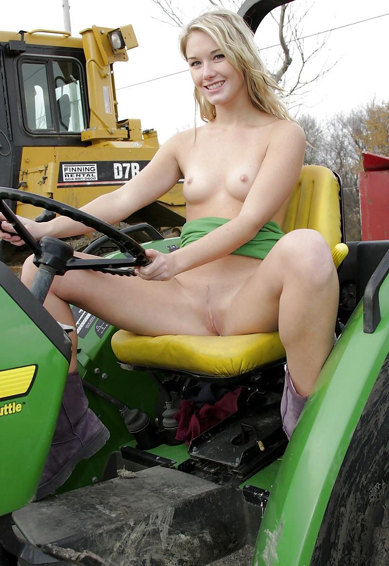 Sexy Traktor