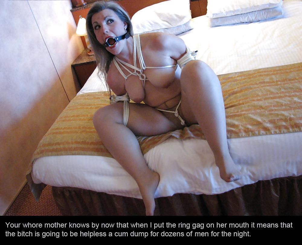 Bound Mom Incest Cap