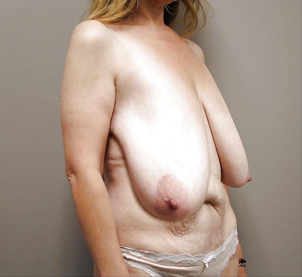 Porn pics saggy tits