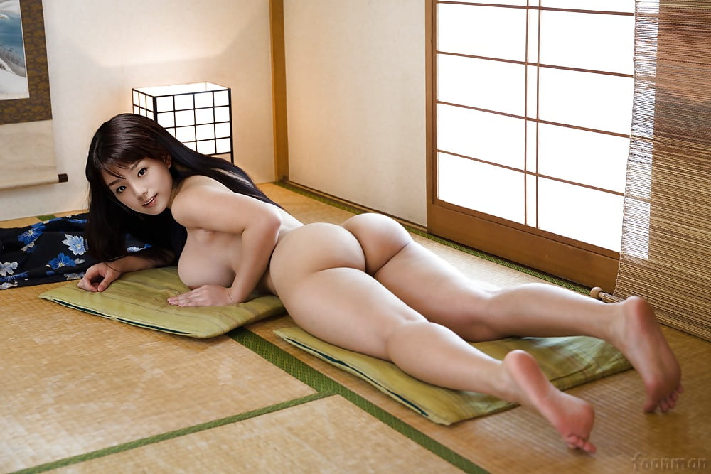 Thick Japanese Nude