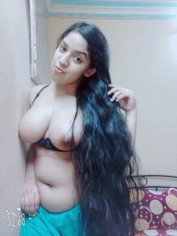 New Desi girl big boob nude- 24