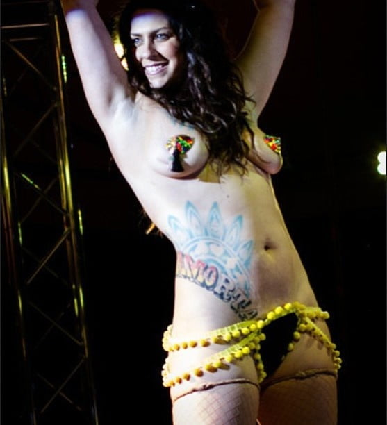 Danielle colby cushman vagina, cum fed from stripper