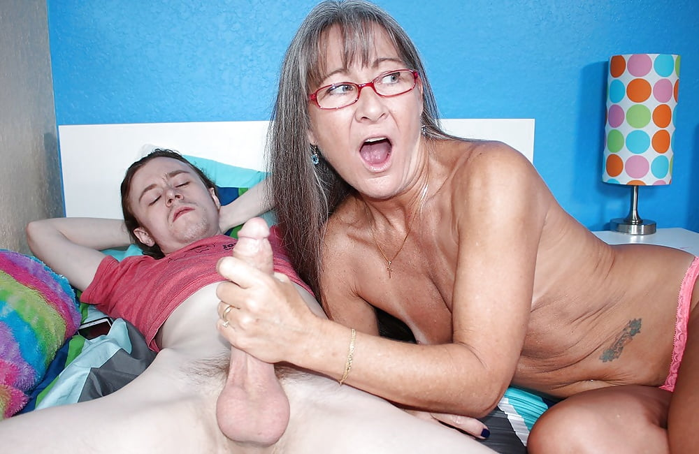Germany step mom lesson to sleeping son