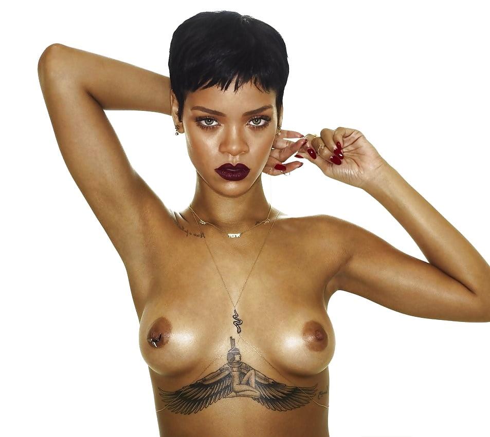 Rihanna nude photo scandal — photo 7