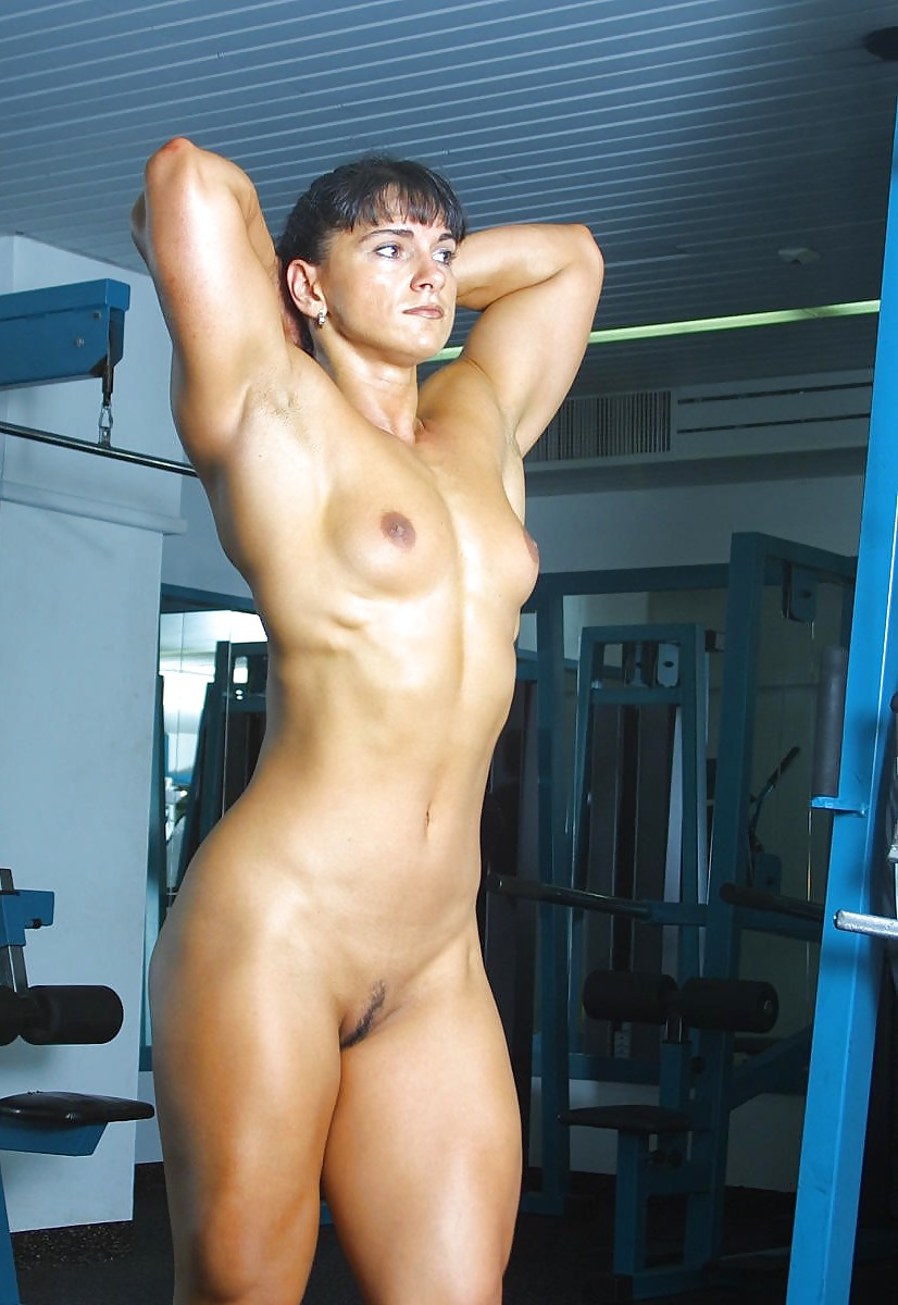 Teen nude muscle girl 5
