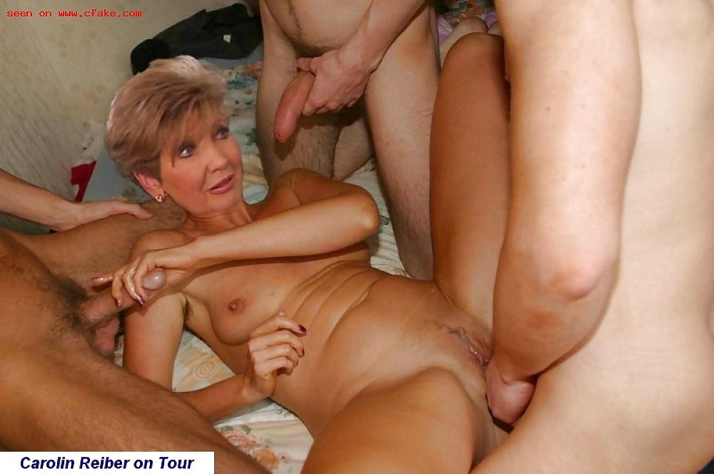 Carolin reiber nackt