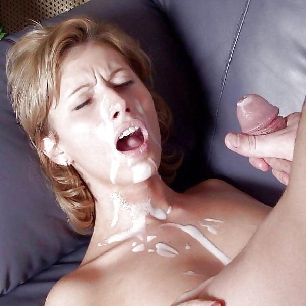 Cumshot Compilation Moms Get Ther Faces Splattered With
