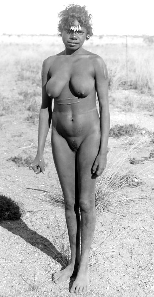 Aboriginal Nude Album