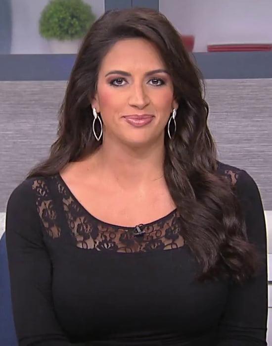 Sexy News Anchor Kristi Capel - 64 Pics