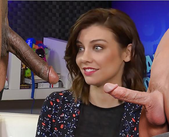 Lauren Cohan porno