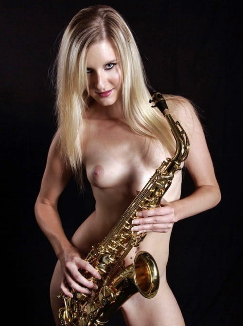 Nude sax naked