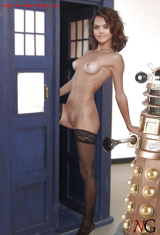 Topless jenna coleman Jenna Coleman