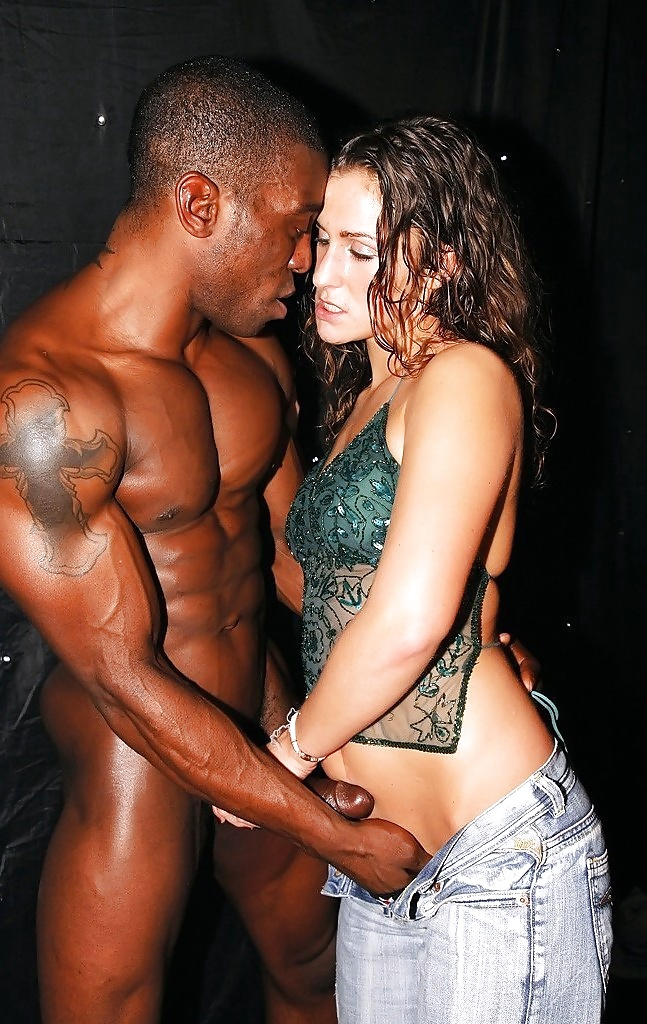 White Girl Gets Fucked By Black Guy