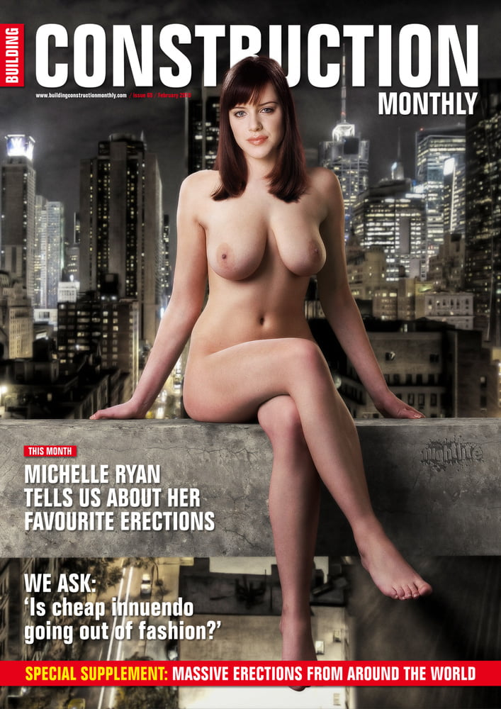 Michelle ryan nude fucked pics exposing tits and ass