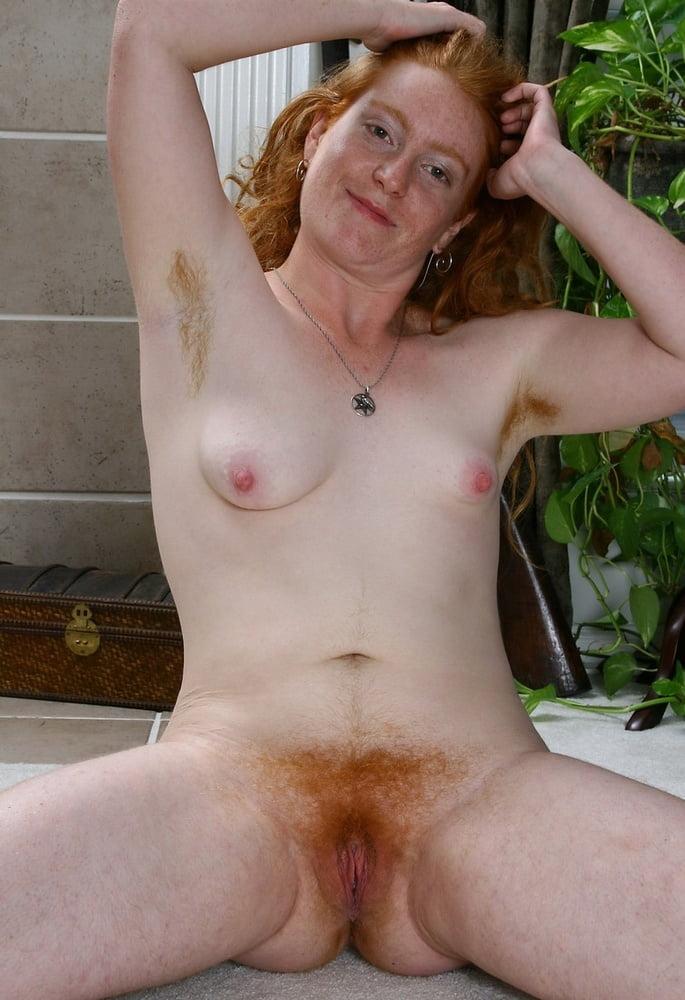 Beautiful hairy women-1312
