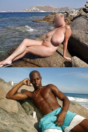 Bikini Curvy Nude Beach Photos