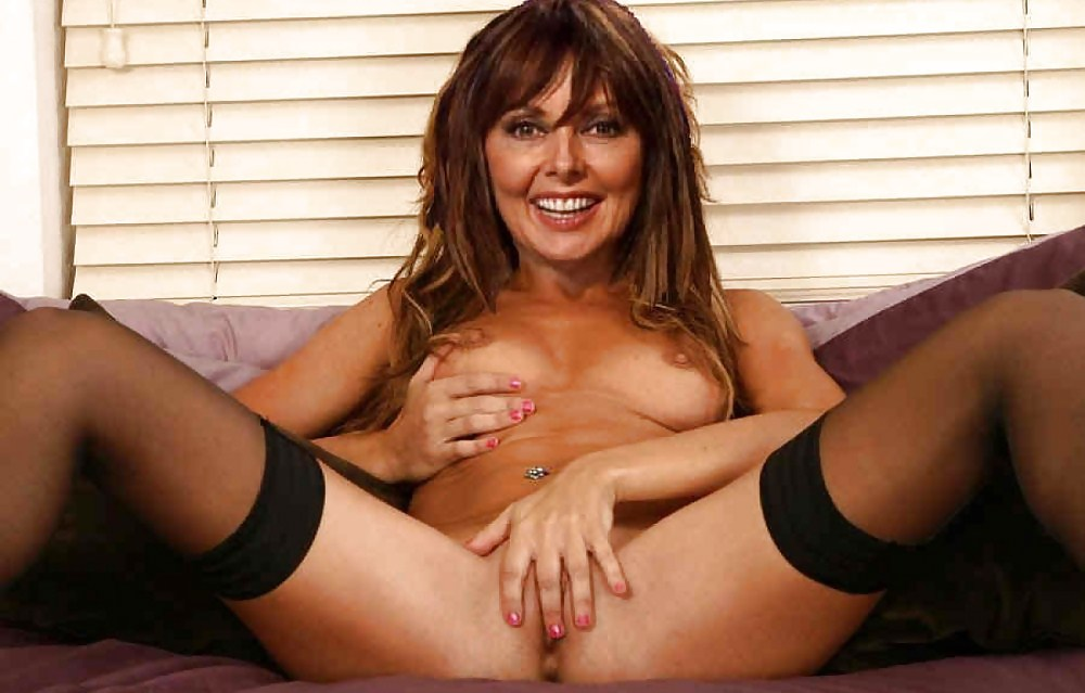 Carol vorderman nude fakes join told