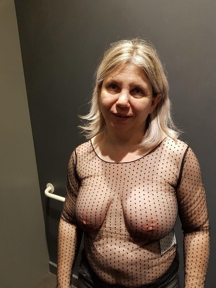 Iphone senior boobs