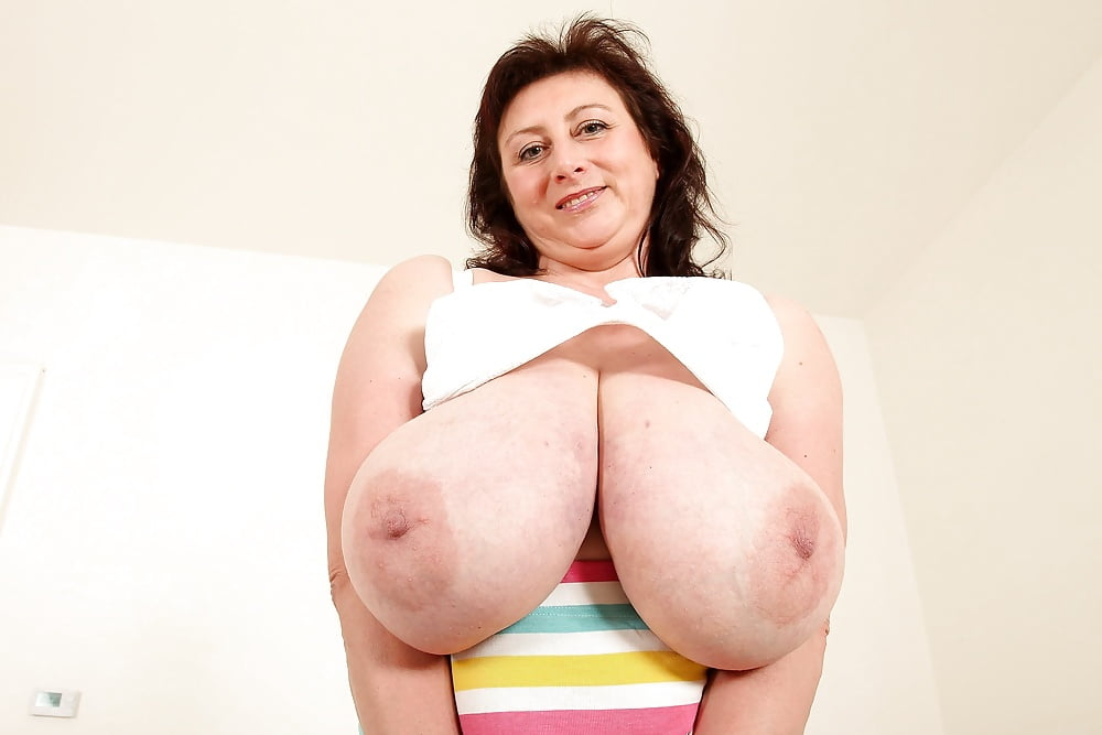 Old Women With Huge Tits
