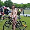world naked bike ride brighton