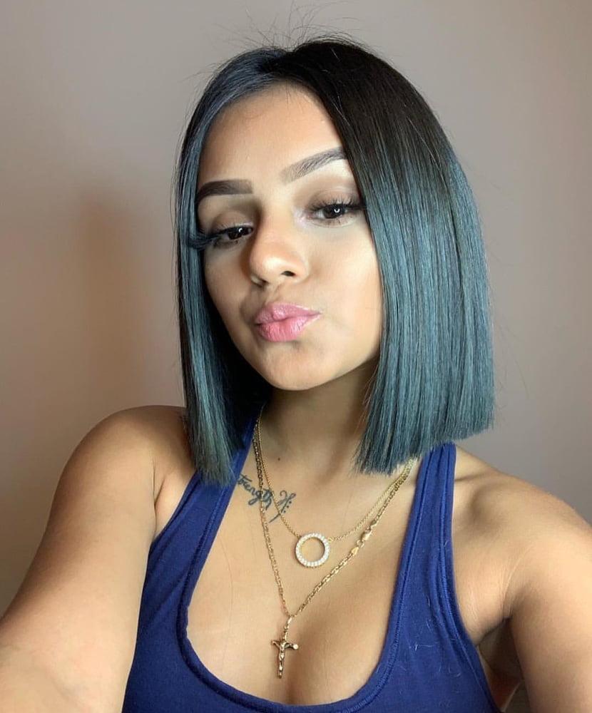 Black girl short bob cut hairstyles-2771
