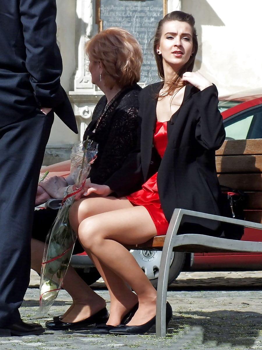 Candid Street Pantyhose Tights -9 - 139 Pics - Xhamstercom-4696