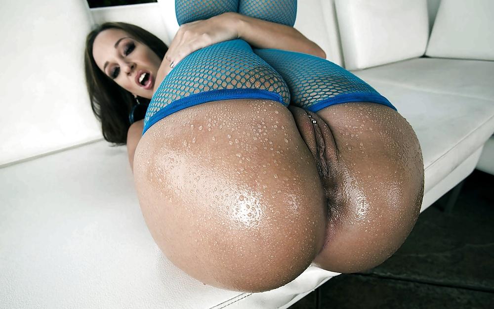 Juicy black anal