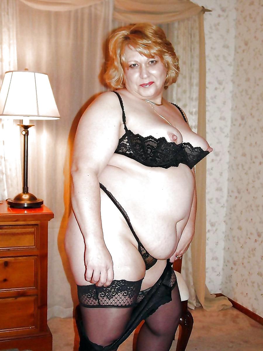 эротическое фото пожилых жирных женщин - 5