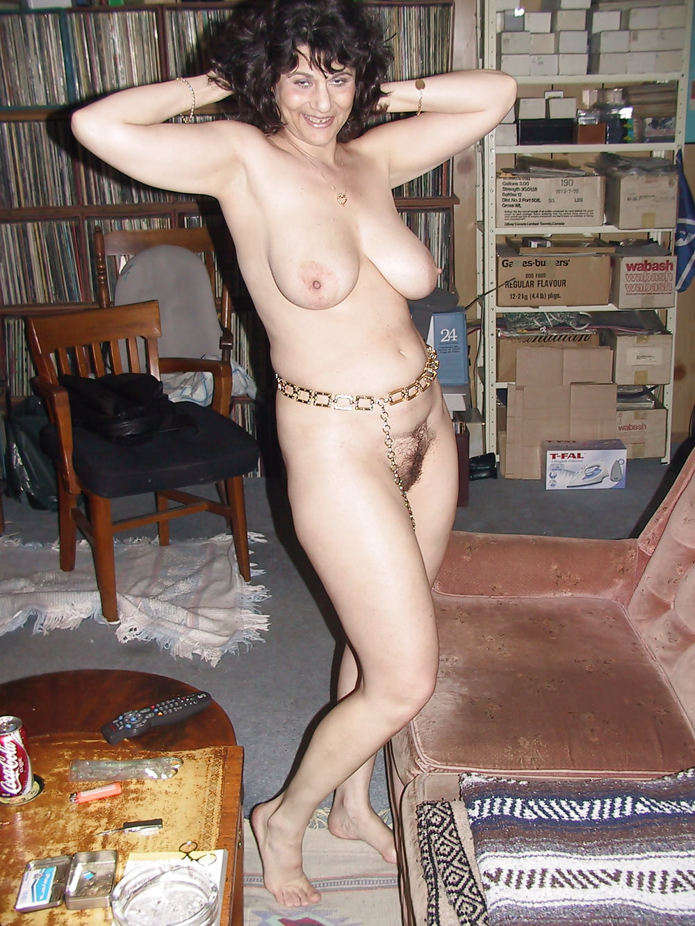her Mother tits shows