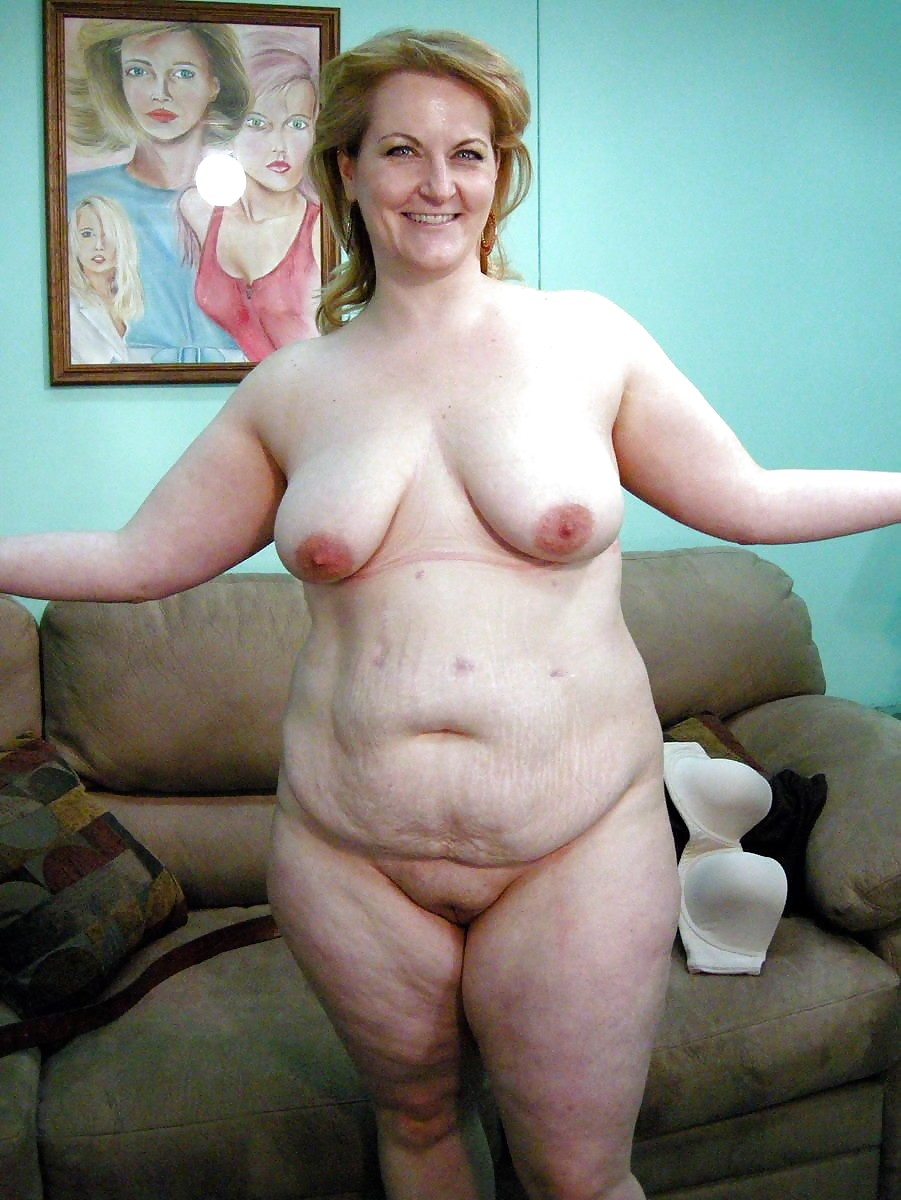 Fat Ugly Naked Woman