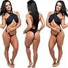 Hot Female Bodybuilder Sue Lasmar VI