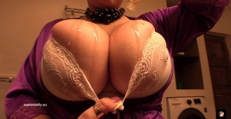 The biggest black tits-6631
