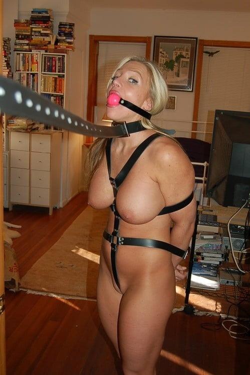 Large Female Chest Harness Bdsm Bondage Strict Faux Leather Black Master Slave